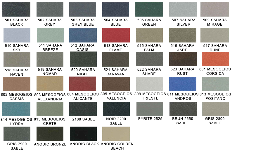 colorpalette superdurable